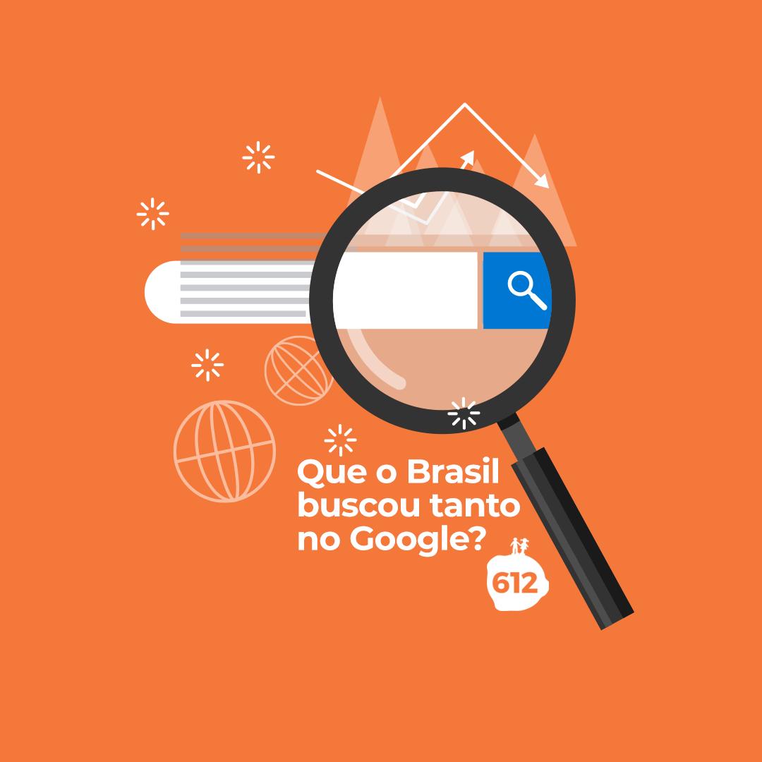 O que as pessoas mais buscaram no Google em 2018 no Brasil?