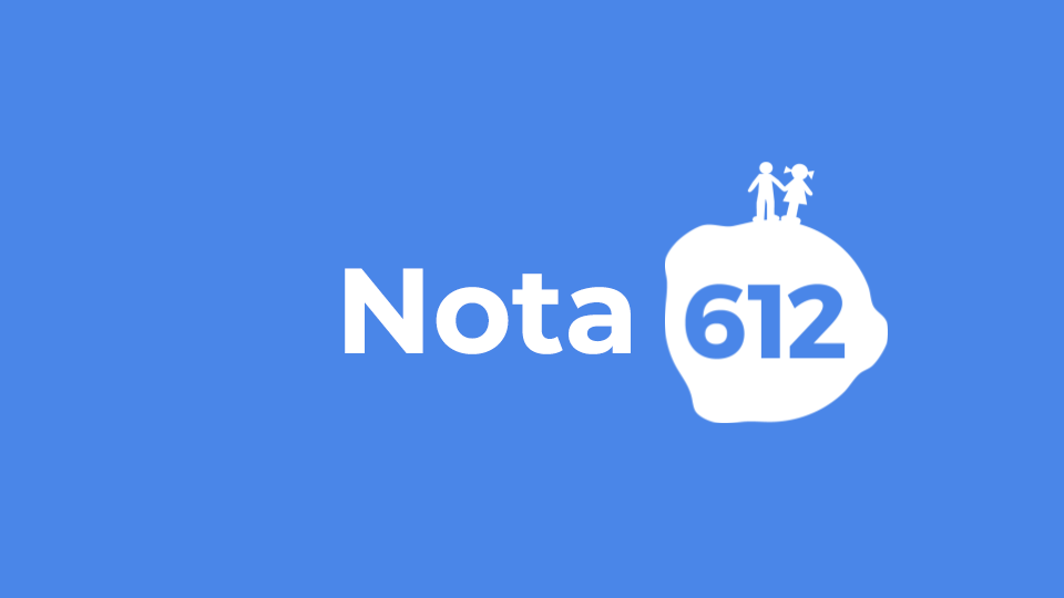 NOTA 612 – 001