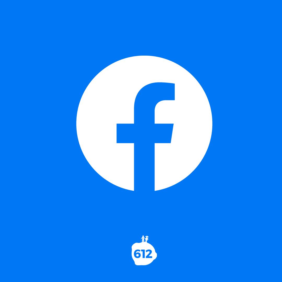 Não foi só a 612 que mudou o seu azul; o Facebook também