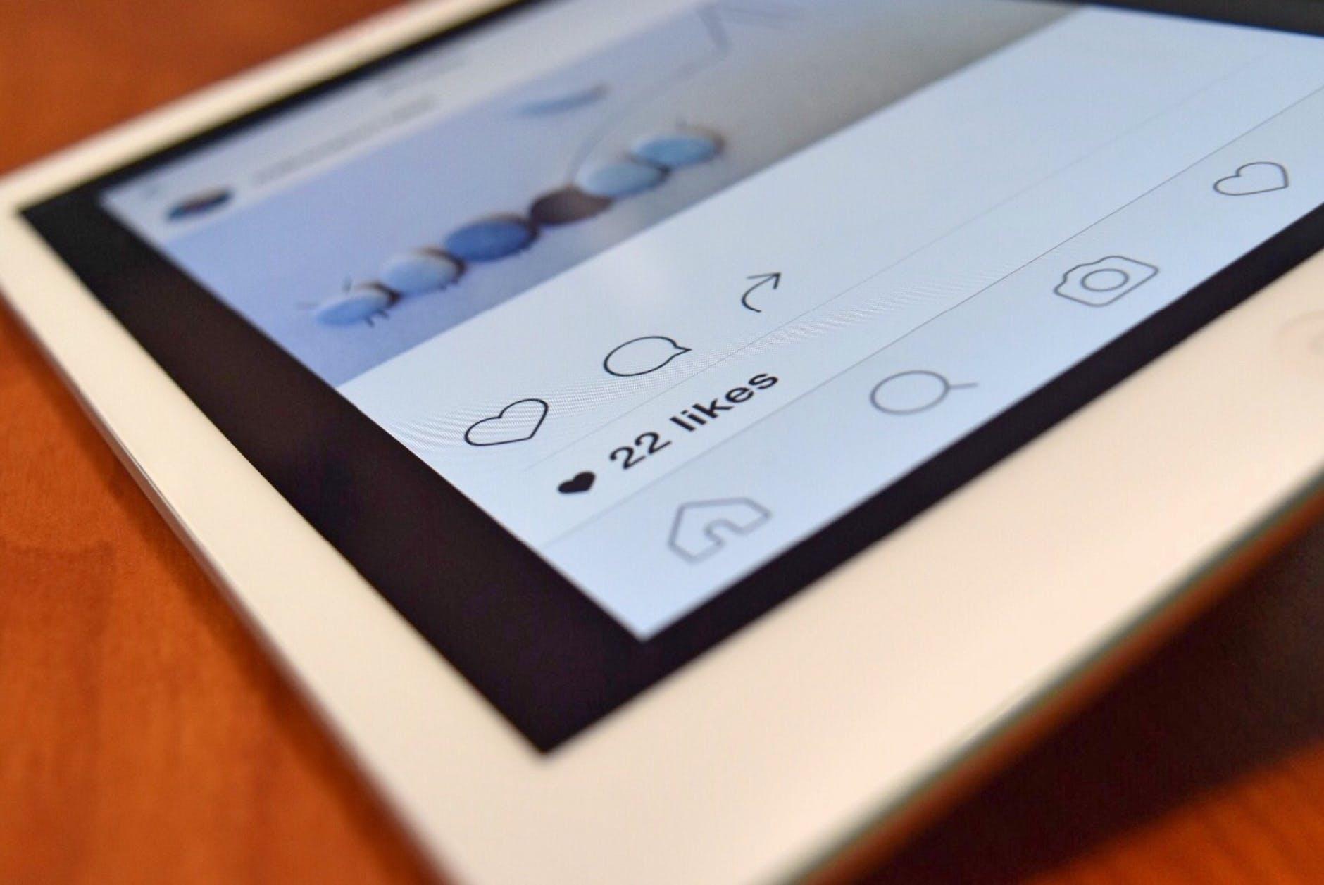 Foco no conteúdo: Instagram remove contagem de likes