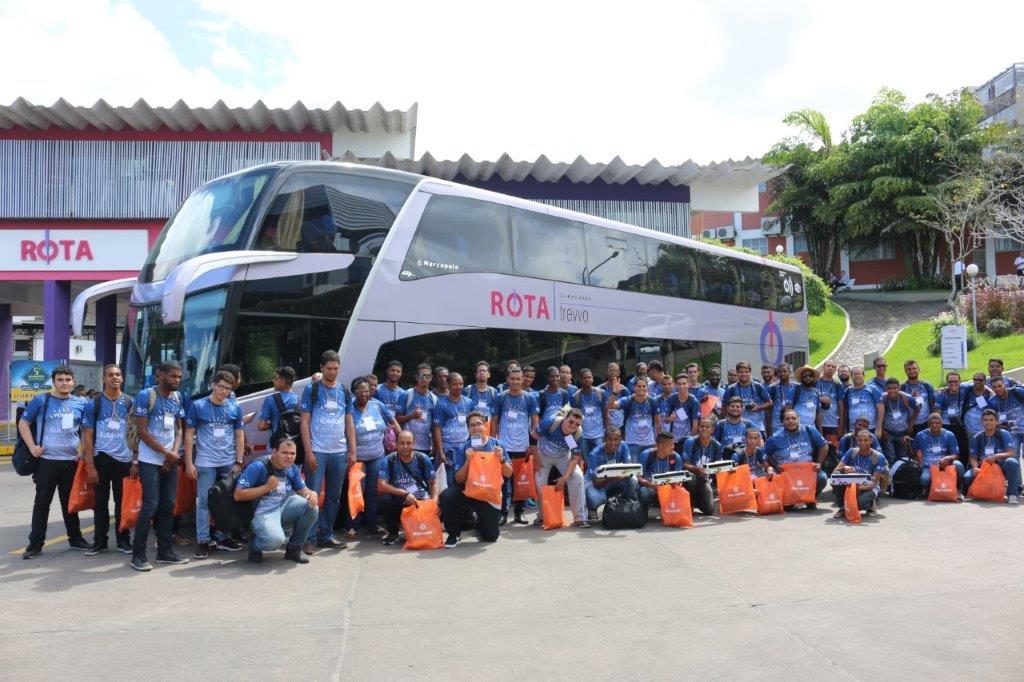 Rotas Bahia se junta ao Ônibus Paraibanos